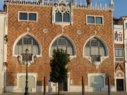Helmut Newton in Venice