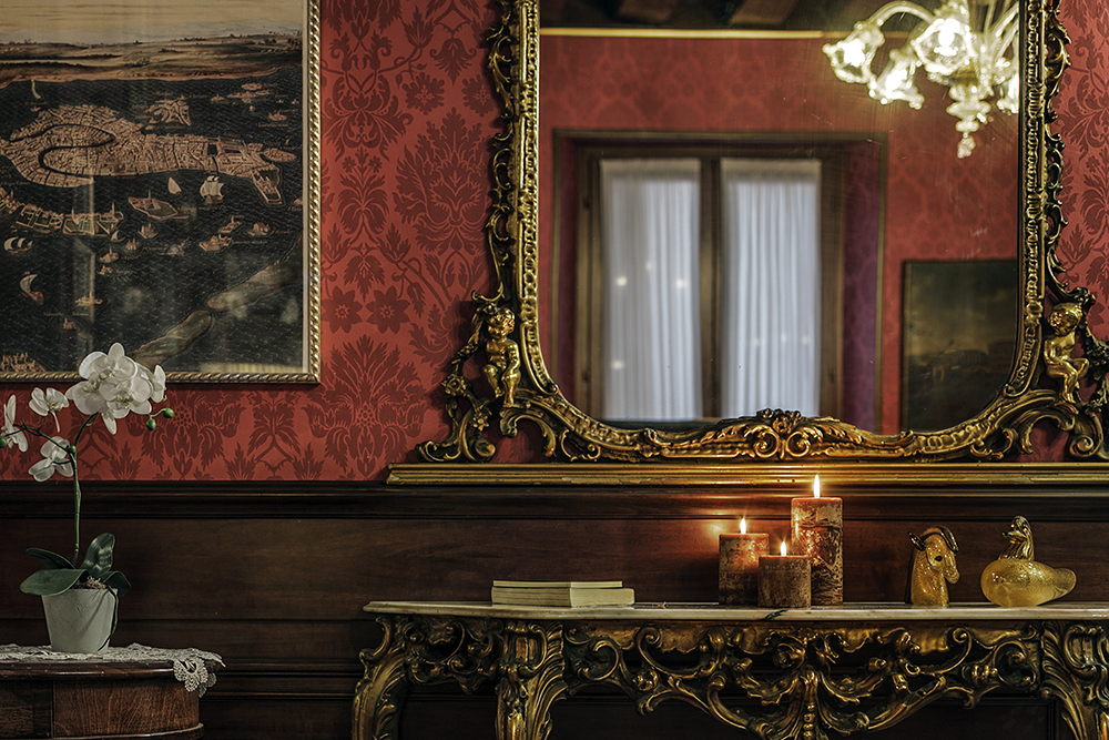 HOTEL GALLERIA  - VENEZIA - VENICE - PH: ANDREASARTI/CAST1466 - TUTTI I DIRITTI RISERVATI