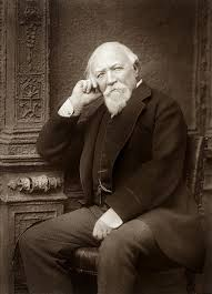 Robert Browning and our hotel in Venice